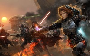 Star Wars: The Old Republic Cinematic Trailer Nominated For a…