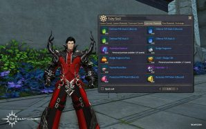 Revelation Online Details Badge And Rune System