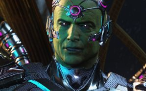 Brainiac Gets Gameplay Trailer For Injustice 2