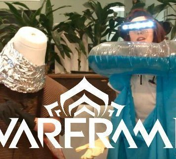 Warframe Cosplay on a Budget Contest