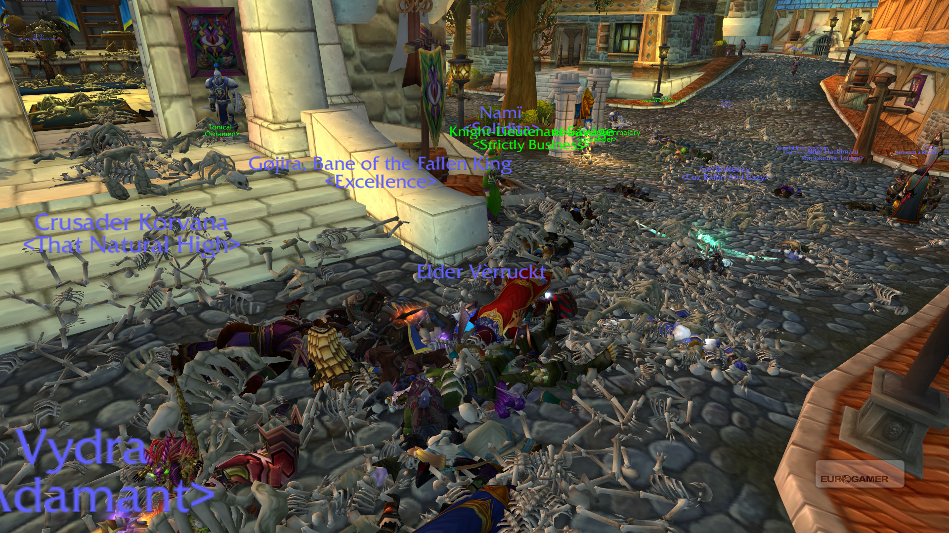 Blizzard Opens WoW Classic Beta To All Subscribers | MMO Fallout