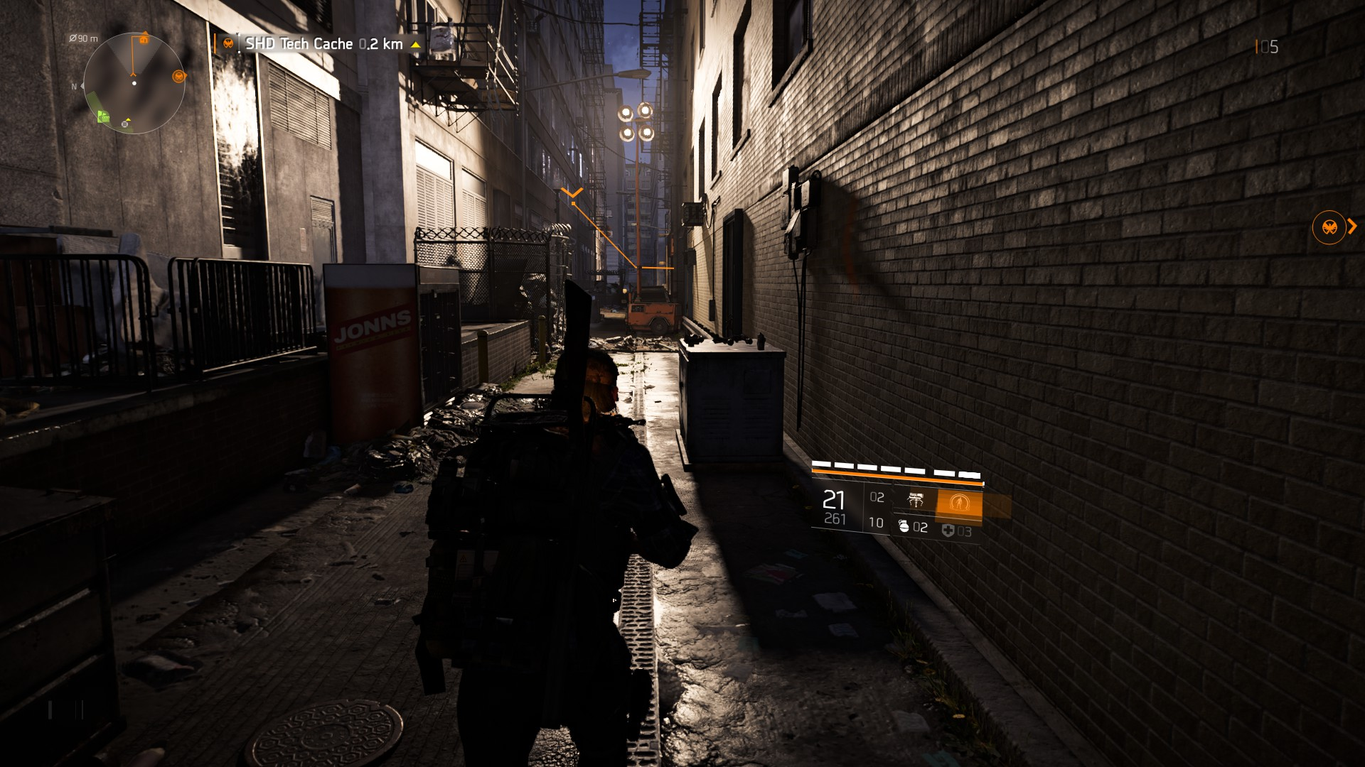 Diaries From Washington DC: The Division 2 First Ten Levels