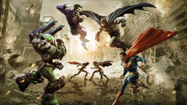 Возвращение в DC Univers Online