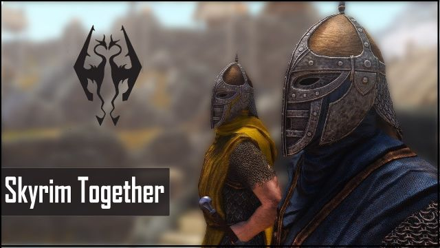 Skyrim Together: снова вместе!