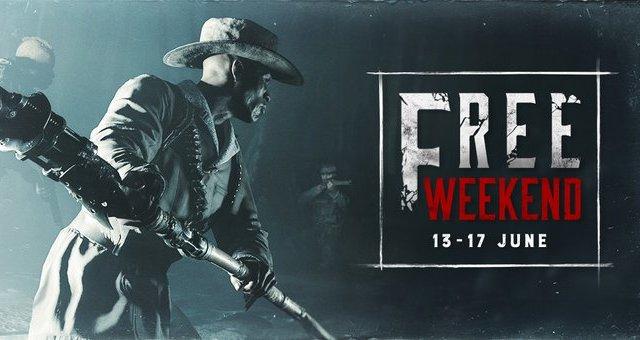 Бесплатные выходные в Hunt: Showdown стартовали в Steam.