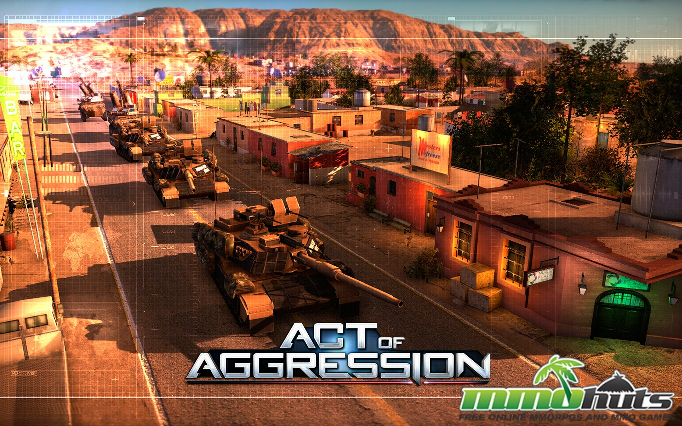 Act Of Aggression MMOHuts