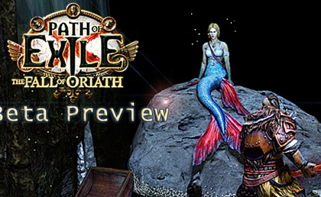 Path Of Exile The Fall Of Oriath Press Beta Preview Mmohuts
