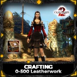 Crafting 0-500 Leatherworking