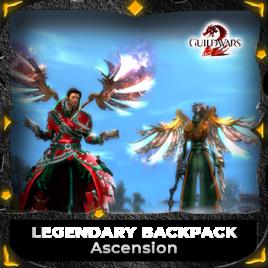 "Legendary PvP Backpack ""Ascencion"""