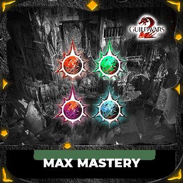 Max Mastery 366
