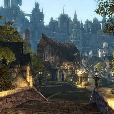 Taking A Peek At 5 Capital Cities In The Guild Wars 2 – Guild Wars 2 Service