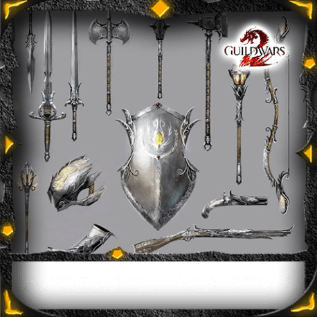 Ascended Weapon