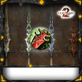 Ascended weapon HoT/PoF stat