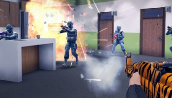 More Than Half A Million People Play Mobile Fps Critical Ops Every Day Mmos Com