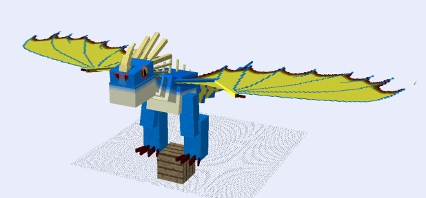 Download How To Train Your Minecraft Dragon Mod 1.12.2-1.7.10 Mods for Minecraft