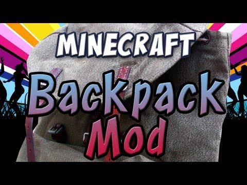 Backpacks Mod
