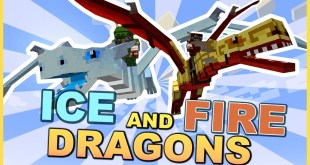 Download Ice and Fire Mod 1.16.4/1.12.2 for Minecraft