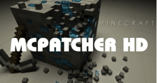 Download MCPatcher HD – Minecraft game support software