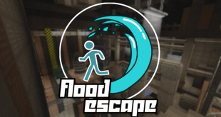 Download Flood Escape Map for Minecraft 1.13.2 view (2830)