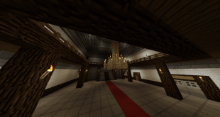 Download Resident Evil Map for Minecraft 1.13.2 view (1001)