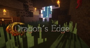 Dragon's Edge Resource Pack 1.8.8/1.8/1.7.10 – Mods – Download