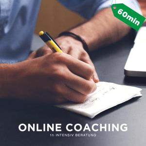 Online Coaching Basic 60min