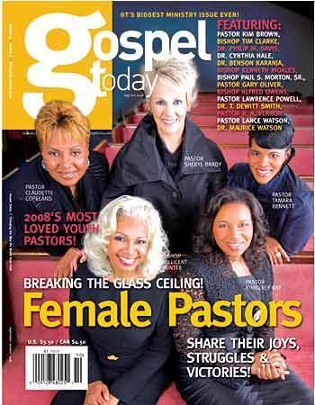 Gospel Today magazine pulled on Women in Ministry blog by Cheryl Schatz