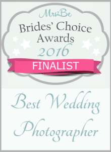 Mrs 2 Be finalist best wedding photographer