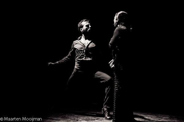 Marco Flores Flamenco Dancer