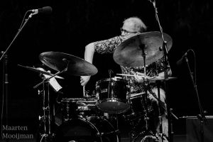 Kenny Wollesen drums