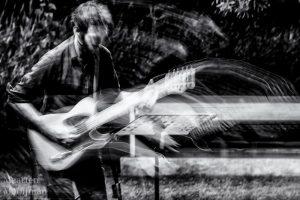 Julian Lage in Motion
