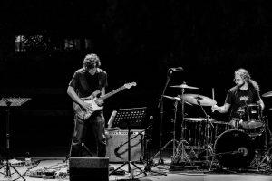 Playing music of John Zorn in Lisbon