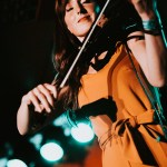 Myrthe van der Weetering Violin player