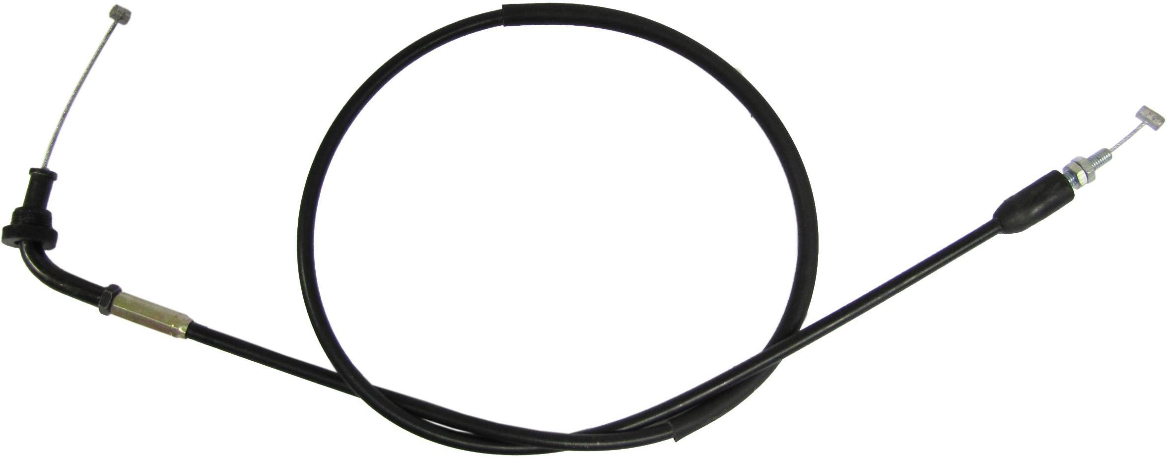 Suzuki GS 1000 G (Shaft) (USA) 1980-1981 Throttle Cable or