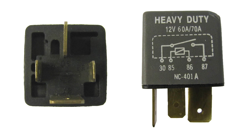 30 Amp 5 Pin Relay View Diagram Relays 30 Amp Relay Wiring Diagram 30