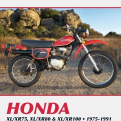 Honda Motorcycle Wiring Diagram Xl100 Plete For Warn Winch On Atv Fits Xl 100 S Usa 1979 1984 Manuals Clymer Each Ebay Image Is Loading