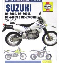 image is loading haynes manual suzuki drz400 00 05 drz400e [ 1031 x 1271 Pixel ]