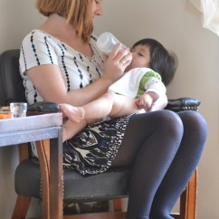 Baby Sitting Chair India Antique Office Ditching The High 5 Tips To Support Laptime Meals
