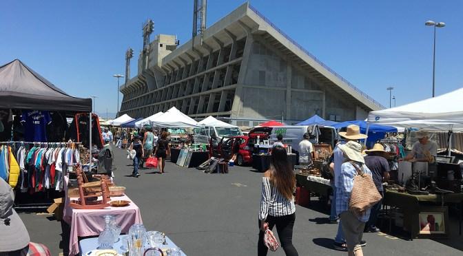 【ロサンゼルス】Long Beach Antique Market / ロングビーチ アンティークマーケット