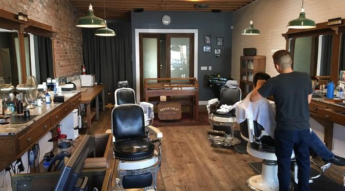 【ロサンゼルス】Baxter Finley Barber & Shop  / バクスター・フィンリー・バーバーアンドショップ