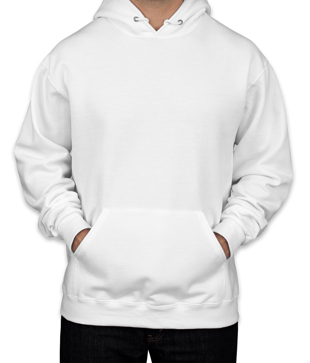 Jerzees nublend pullover hoodie white also custom design hoodies rh customink