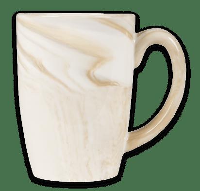 16 oz marbled ceramic