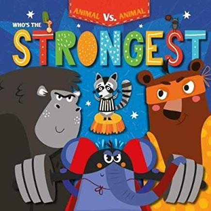 Who's The Strongest?