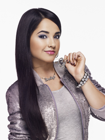 COVERGIRL signs rising triple-threat: 16-year-old singer, songwriter & rapper Becky G. Mexican-Ameri ...