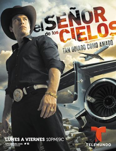 El Senor de Los Cielos (Photo: Business Wire)
