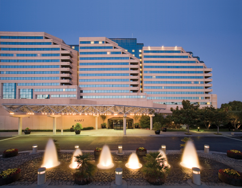 Hyatt Regency Santa Clara in Santa Clara, Calif. (Photo: Business Wire)