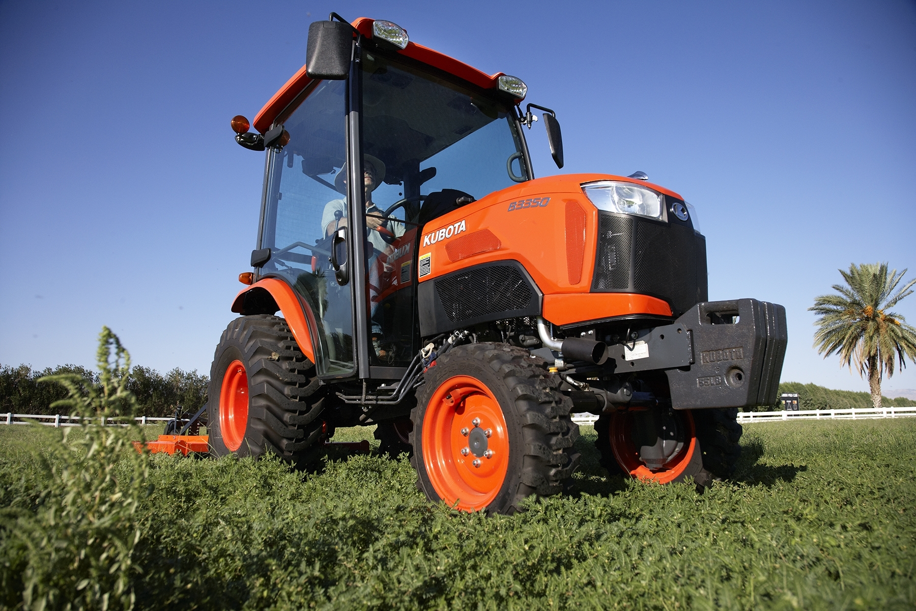 kubota unveils new b50 series tractors with factory integrated cabs ferrari electrical wiring diagram electrical wiring diagram kubota b2650 [ 1800 x 1200 Pixel ]