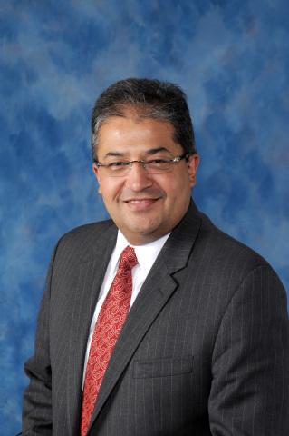 Enrique Gongora, MD, medical director, Adult Cardiac Transplant Program, Memorial Cardiac and Vascul ...