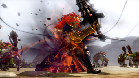 Ganondorf, nemesis of Link and aspiring Triforce owner, will become a force to be reckoned with in t ...