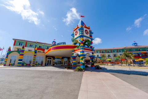 Opening summer 2015, LEGOLAND® Hotel at LEGOLAND® Florida Resort will feature 152 brightly colored a ...